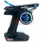 SANWA, 101A32472AL M17 PC RX-491 LIMITED EDITION BLUE