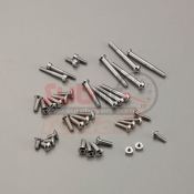 KOPROPO, 10535 EX-1 KIY ALUMINIUM SCREW SET SILVER