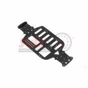 XRAY, 381116 MICRO 6 CELL GRAPHITE CHASSIS