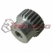 3RACING, 3RAC-PG6424 64 PITCH PINION GEAR 24T (7075 WITH HARD COATING)