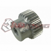 3RACING, 3RAC-PG6425 64 PITCH PINION GEAR 25T (7075 WITH HARD COATING)