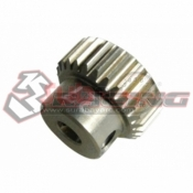 3RACING, 3RAC-PG6427 64 PITCH PINION GEAR 27T (7075 WITH HARD COATING)