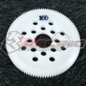 3RACING, 3RAC-SG64100 64 PITCH SPUR GEAR 100T