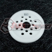 3RACING, 3RAC-SG64102 64 PITCH SPUR GEAR 102T