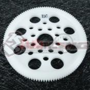 3RACING, 3RAC-SG64116 64 PITCH SPUR GEAR 116T