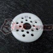 3RACING, 3RAC-SG6487 64 PITCH SPUR GEAR 87T