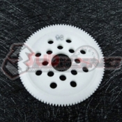 3RACING, 3RAC-SG6498 64 PITCH SPUR GEAR 98T