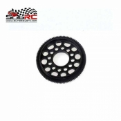 PN RACING, 412606 2WD MACHINE CUT DELRIN LIMITED SLIP 126P SPUR GEAR 106T