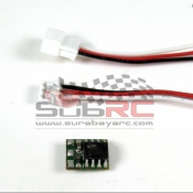 PN RACING, 500804 MICRO SERVO BOARD FOR MINI-Z MR03 SERVO