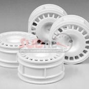 TAMIYA 54851 RALLY DISH WHEEL 24MM OFFSET 0 4PCS