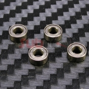 PN RACING, 600126 3X6X2.5MM SHIELD HUB DRY BALL BEARING