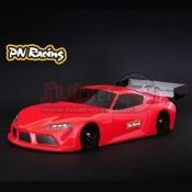 PN RACING, 600813 SUPRA A90 LEXAN BODY KIT 98MM WB