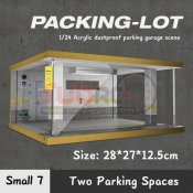 725204 PARKING LOT 2 SPACES SMALL 7