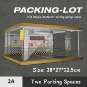 725206 PARKING LOT 2 SPACES 2A