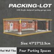 725401 PARKING LOT 4 SPACE ROUTE 66