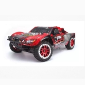 REMO HOBBY, 8025 1/8 SCALE ELECTRIC 4WD 2.4GHZ SHORTCOURSE TRUCK BRUSHLESS ULTIMATE EDITION