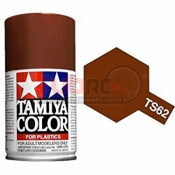 TAMIYA, 85062 TS62 NATO BROWN 100ML SPRAY