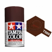 TAMIYA, 85069 TS69 LINOLEUM DECK BROWN