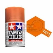 TAMIYA, 85073 TS73 CLEAR ORANGE SPRAY 100ML