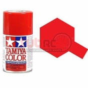 TAMIYA, 86002 PS2 RED 100ML SPRAY