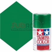 TAMIYA, 86017 PS17 METALLIC GREEN 100ML SPRAY