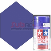 TAMIYA, 86045 PS45 TRANSLUCENT PURPLE 100ML SPRAY