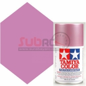TAMIYA, 86050 PS50 SPARKLING PINK ADONIZED ALUMINIUM 100ML SPRAY
