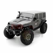 RGT, 86100V2 V2 1:10 SCALE ROCK CRAWLER PRO 4WD WATERPROOF RTR