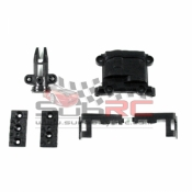 PN RACING, 900100D MINI-Z PNR2.5W CHASSIS SMALL PARTS
