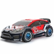 HSP, 94118PRO 1:10 4WD RALLY ELECTRIC BRUSHLESS RTR