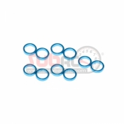 TAMIYA, 9804372 5X1.5MM SPACER 10 PCS