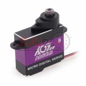 AGF, A06CLSA 2.2KG MICRO PROGRAMABLE CORELESS DIGITAL SERVO FOR MINI CAR