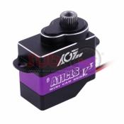 AGF, A11CLSV3 1.4KG PROGRAMABLE CORELESS DIGITAL SERVO FOR MINI CAR
