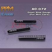 ARR, AC-072 DOWN STOP GAUGE