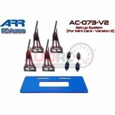 ARR, AC-073-V2 SET UP SYSTEM FOR MINI CARS V2