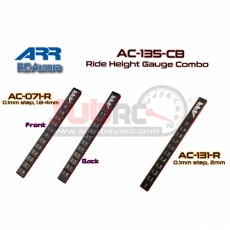ARR-AC-135-CB RIDE HEIGHT GAUGE COMBO SET