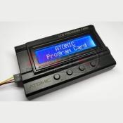 ATOMIC, AESC01-P LCD PROGRAM BOX FOR SENSORED ESC