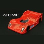 ATOMIC, AMZ-OP011-MP1 MRZ LEXAN PAN CAR BODY MP1