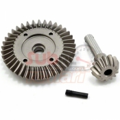 AXIAL, AX30395 HEAVY DUTY BEVEL GEAR SET - 38T/13T