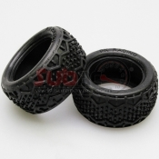 PN RACING, BL1845 MINI-Z BUGGY TYPE Z REAR TIRE 20 DEGREE