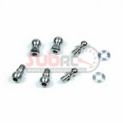 ATOMIC, BZ-009 BZ BALL HEADS SET