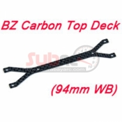 ATOMIC, BZ-UP001-94 BZ CARBON TOP DECK 94MM