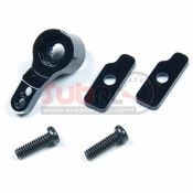 ATOMIC, BZ-UP005 BZ ALU SERVO HORN  FOR AMZ-OP024-MG