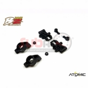 ATOMIC, BZ17-09 REAR SUSPENSION ARMS SET