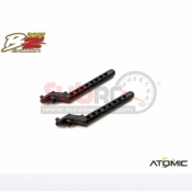 ATOMIC, BZ17-16 REAR BODY POST FOR LEXAN BODY 2PCS