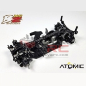 ATOMIC, BZ17-KIT EVO CHASSIS KIT NO ELECTRONIC