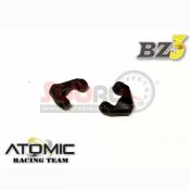 ATOMIC, BZ3-03 BZ3 FRONT UPPER ARM 2 PCS