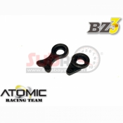 ATOMIC, BZ3-07 STEERING CRANK W/ BALL LINKS