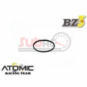 ATOMIC, BZ3-09B BZ3 REAR BELT 51T