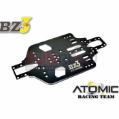 ATOMIC, BZ3-UP01AL BZ3 WIDE CHASSIS PLATE 98 WB ALUMINIUM
